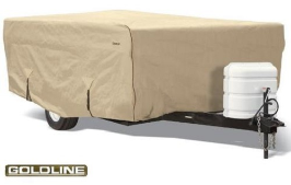 Goldline Folding Camper Covers