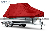 WindStorm Cover for Bay Boats with Center Console & T Top