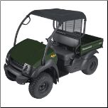 Kawasaki Mule 4000 & 4010 Roll Cage Top