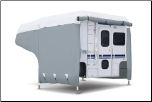 PolyPro III™ Truck Camper Cover