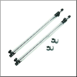 Rear Support Poles for Bimini tops