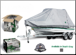 Trident T-Top Boat Covers