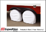 Expedition Wheel & Tire Covers