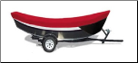 WindStorm Cover for Drift Boats