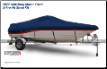 WindStorm Cover for Ski Boats with Low Profile Windshields