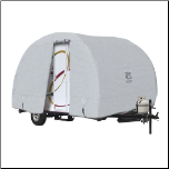Perma Pro R Pod Tear Drop Travel Trailer Cover