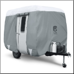 Poly Pro 3 Molded Fiberglass Travel Trailer Cover