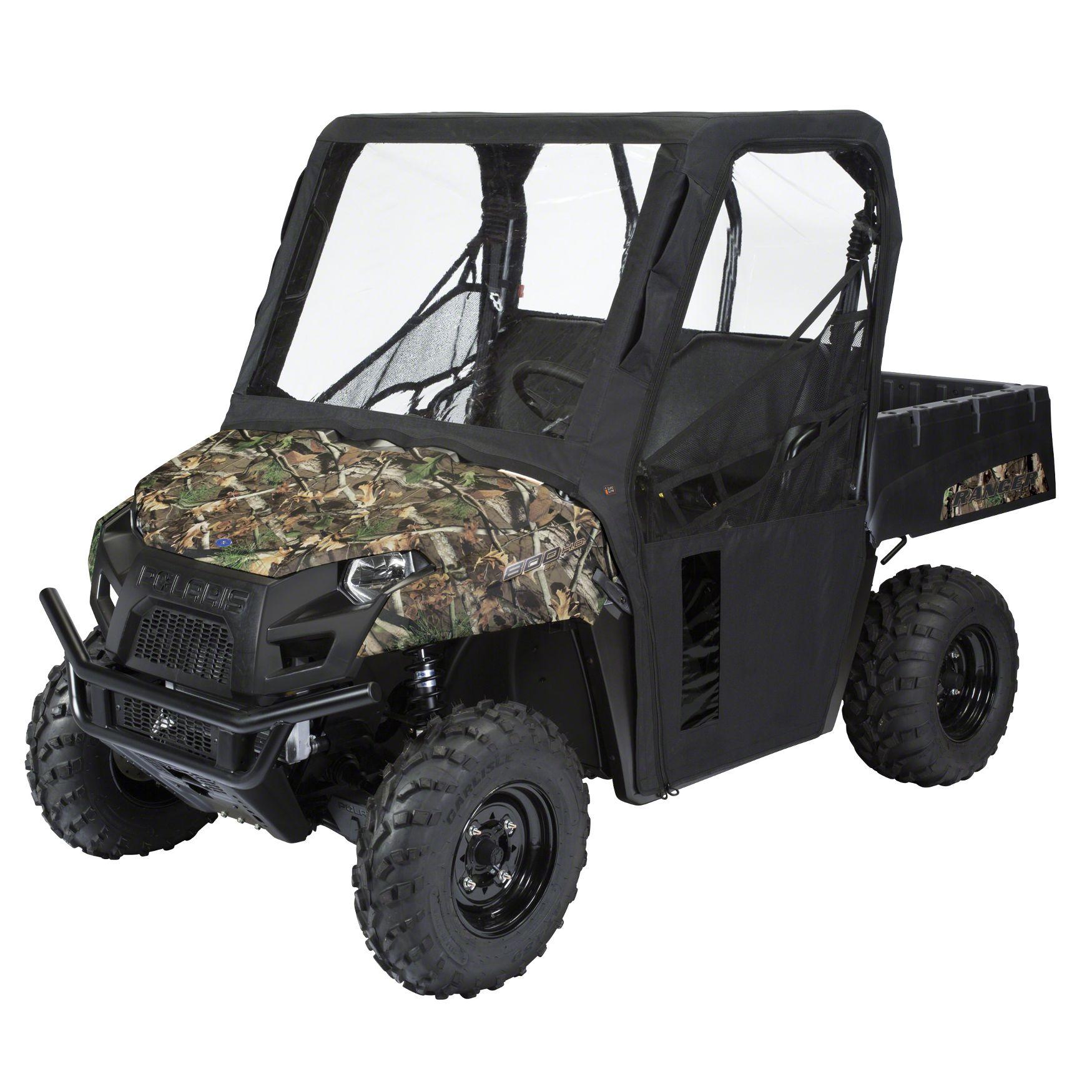 Polaris Ranger 800 Full Size 6x6 800 And Diesel Cab