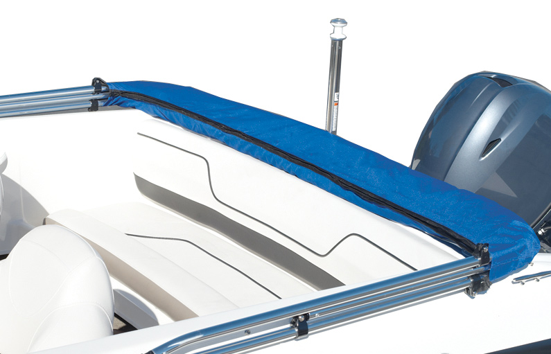 Summerset Elite Sunbrella 3 Bow Bimini Replacement Top