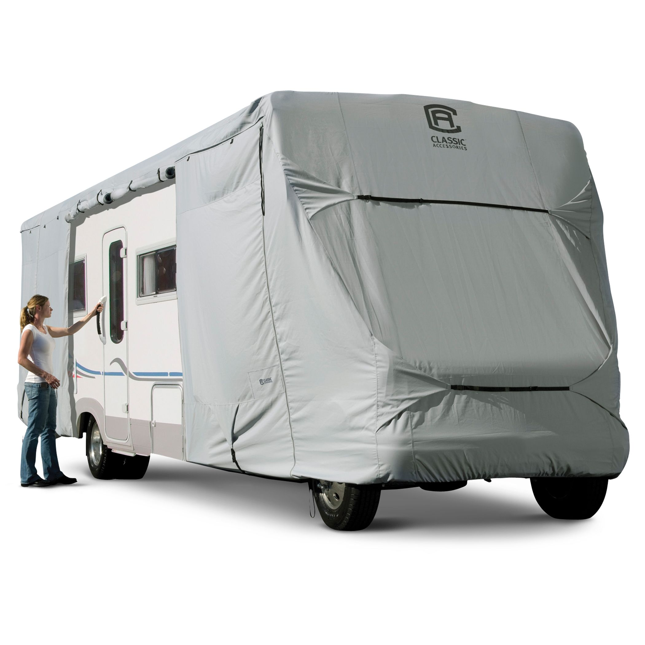 Covers For Rv Motorhomes : Perma pro class c rv covers
