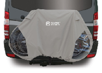Bike Racks For Suv >> Protective RV Cover for up to 3 Bikes mounted on the Hitch ...