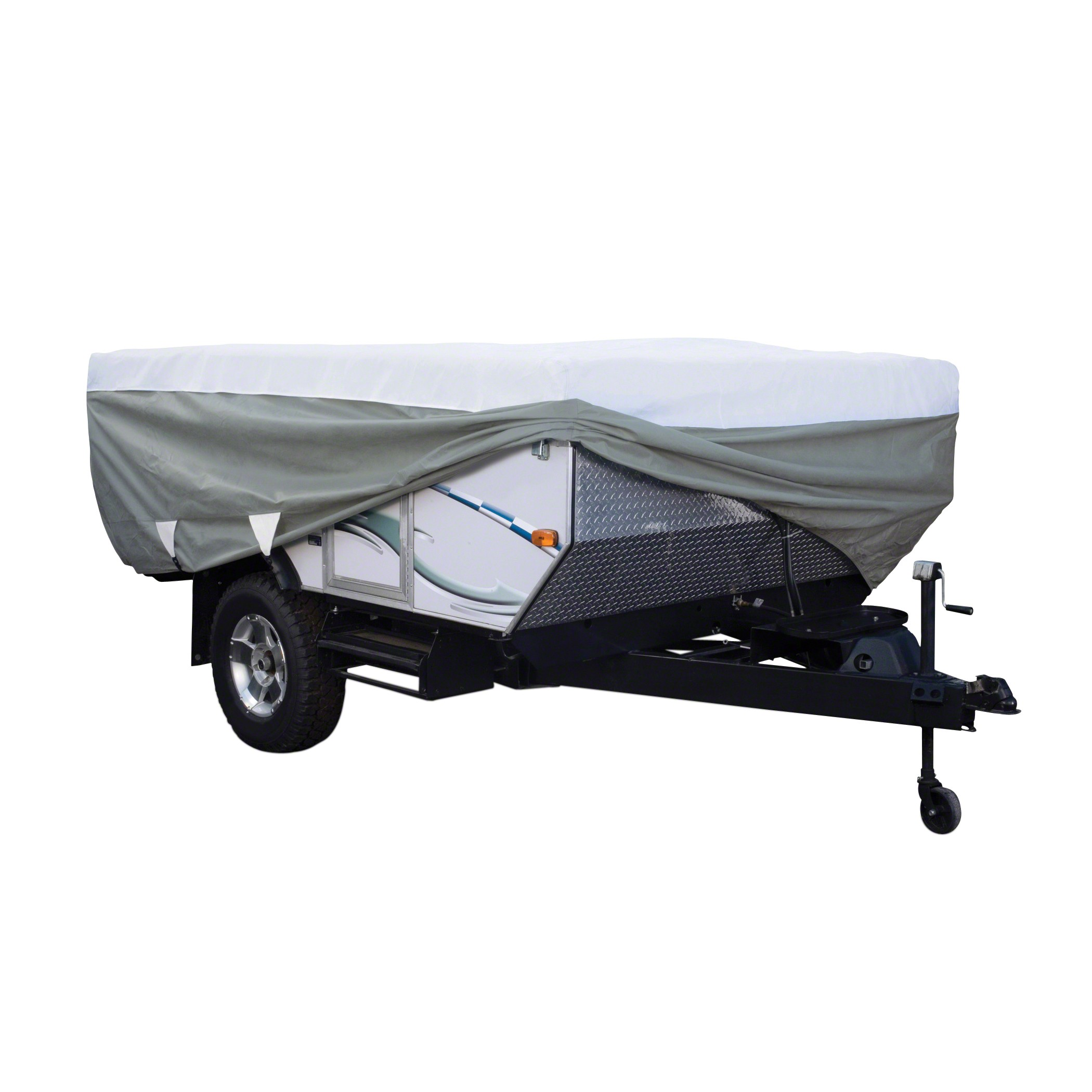 Camping Trailers: PolyPro III™ Folding Camping Trailer Cover