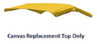 Replacement Bimini Top Covers Only