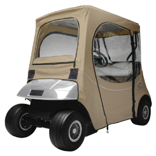 FadeSafe E-Z-GO Golf Enclosure