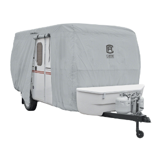 Perma Pro Molded Fiberglass Travel Trailer Cover