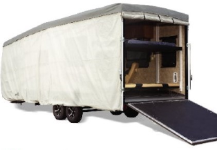 Expedition Toy Hauler Covers (Travel Trailer body)