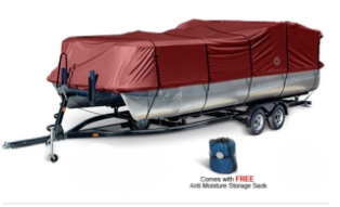 Wake Monsoon Series Pontoon