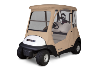 FadeSafe Club Car Precedent Golf Cart Enclosure