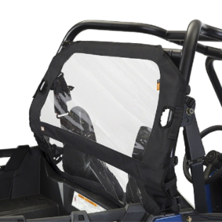 Polaris RZR and RZR 4 Rear Windows