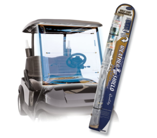 Weathershield Golf Cart Windshield