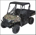 Polaris Ranger Full Size, 800, 6X6 800 and Diesel Roll Cage Tops