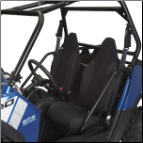 Polaris RZR, RZR 4, 4 800, 570, 800, S 800, XP 4 900, and XP 900 Seat Covers