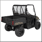 Kawasaki® Mule Pro FX & DX 2015+ Rear Window