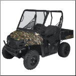 Polaris® Ranger 400-570, 800 Mid 2015+ Front Windshield