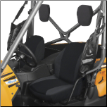 Yamaha® Viking 2015+ Seat Cover