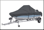 StormPro Center Console Boat Cover