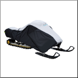 Deluxe Snowmobile Travel Cover