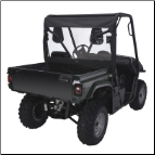 Polaris Ranger 02-08 Rear Windows