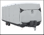 SkyShield™ Travel Trailer Cover