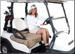 Golf Cart Seat Covers & Blankets