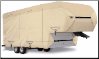 Expedition S2 5th Wheel RV Covers