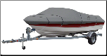 Lunex RS-1 Boat Cover
