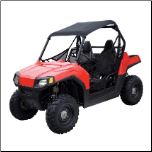 Polaris RZR 570, 800, S 800, or XP 900 Roll Cage Top