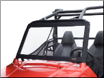 Polaris RZR and RZR 4 Front Windshield