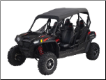 Polaris RZR 4, 4 800,  or XP 4 900 Roll Cage Top