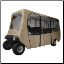 6 Passenger Cover (only color choice - khaki)