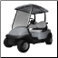 Standard Portable Windshield SKU 72033