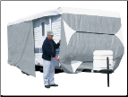PolyPro III™ Deluxe Travel Trailer Cover