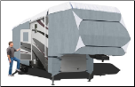 PolyPro III™ Deluxe Extra Tall 5th Wheel Cover