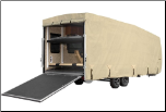 Goldline Toy Hauler Cover (Travel Trailer Body)