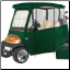 Torrey green 2 passenger enclosure