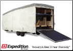 Toy Hauler RV Covers
