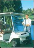 Golf Cart Windshields