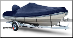 WindStorm Cover for Inflatable Boats with Center Console